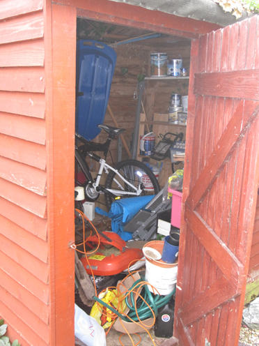 shed clearance leicester
