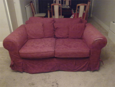 Sofa & Settee Removal Liecester
